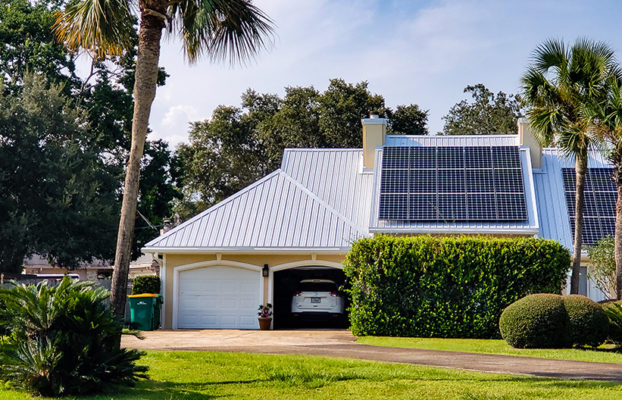 What power companies support solar power?